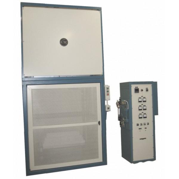 Серия 3100. Высокотемпературные промышленные печи до 1700°C.