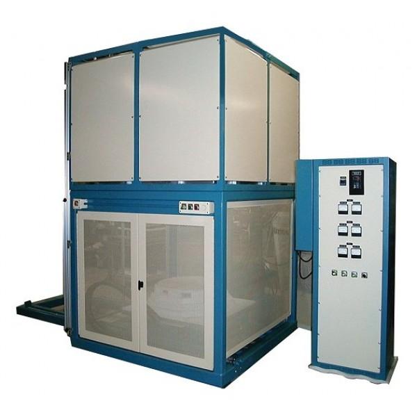 Серия 3300. Высокотемпературные промышленные печи до 1800°C.