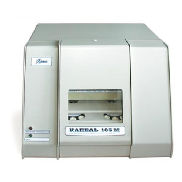 Системы капиллярного электрофореза «КАПЕЛЬ®-105M»