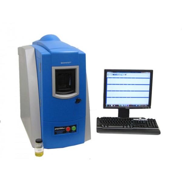 SPECTROIL Q100. Настольный атомно-эмиссионный спектрометр с вращающимся дисковым электродом