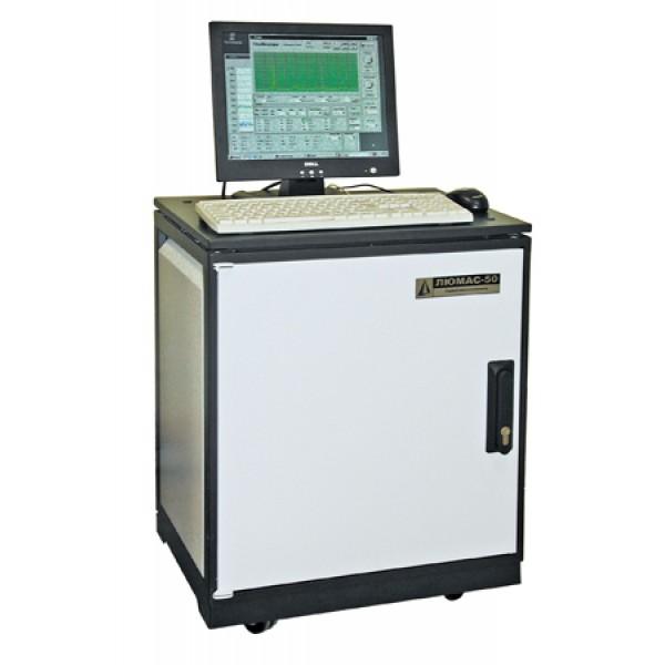 Времяпролётный масс-спектрометр «ЛЮМАС-50»