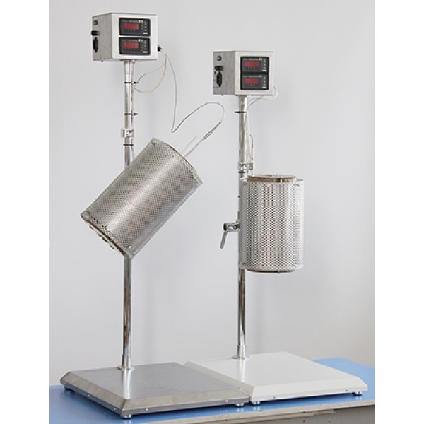 Трубчатые термостаты к реакторной установке УИК-1
