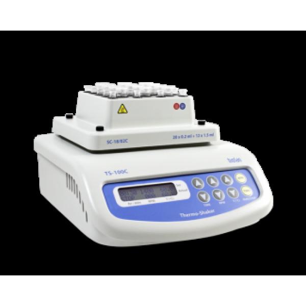TS-100C, Термошейкер с охлаждением для пробирок Эппендорф и ПЦР-планшета