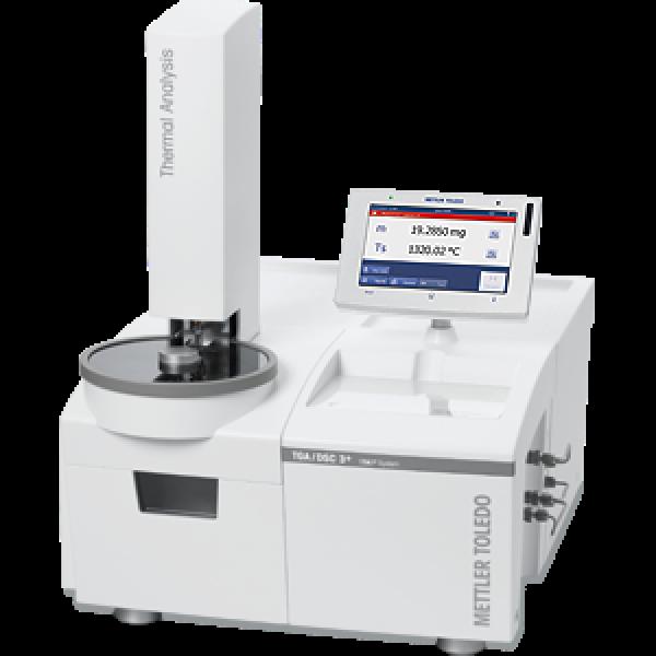 TGA/DSC 3+ – термогравиметрический анализатор с высокотемпературной печью (HT)