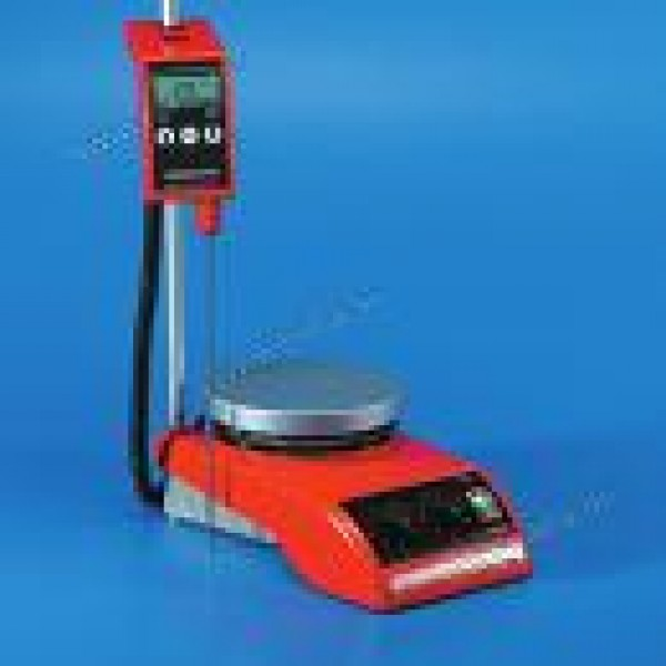 Магнитная мешалка с нагревательной плиткой TK23