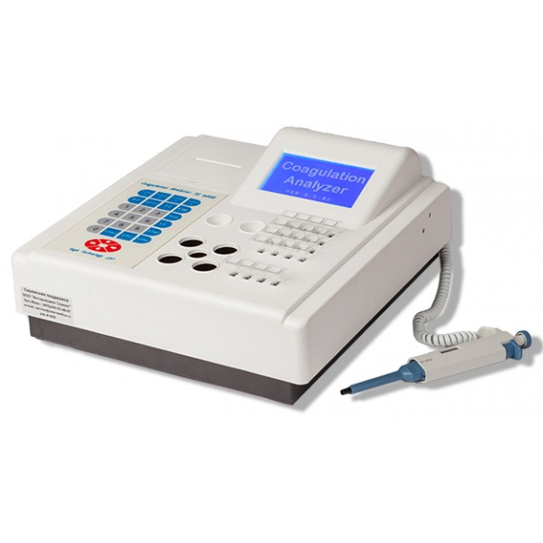 Анализатор гемостаза TS4000 Plus