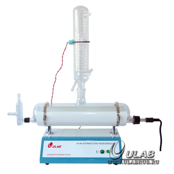 Дистиллятор стеклянный UD-1018