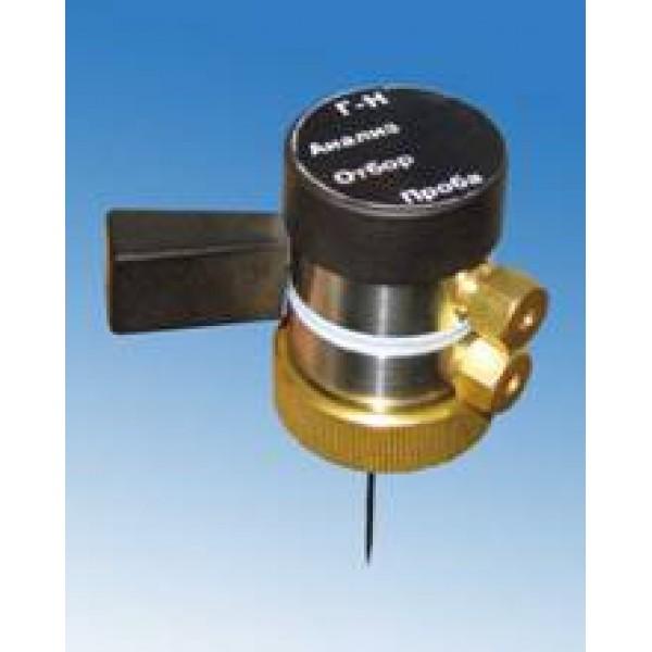 Кран-дозатор сжиженных газов