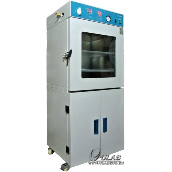 Шкаф сушильный вакуумный с насосом и фильтром 91 л UT-4686V