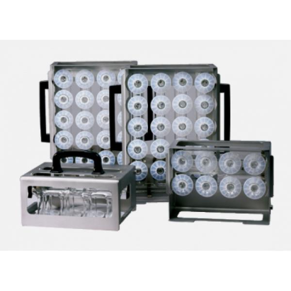 Вытяжные блоки Foss для удаления и утилизации газообразных продуктов реакции