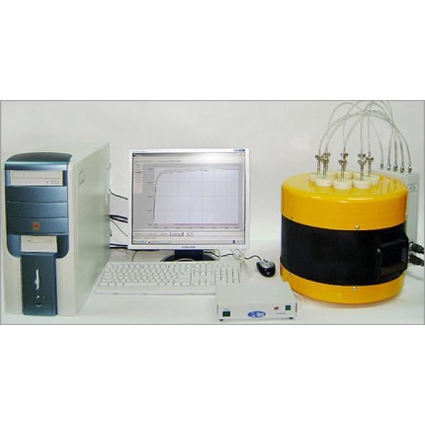 Измерительно-вычислительный комплекс «Вулкан-2005М»