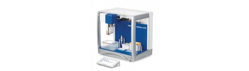 Автоматизированные лабораторные станции (3)